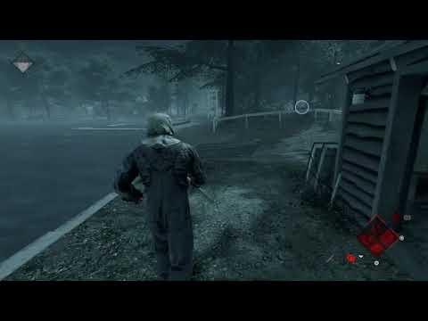 7/8 Este jason es una bestia tio Friday the 13th the game gameplay