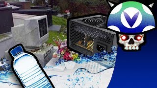 Local idiot swede destroys yet another computer. http://vinesauce.com http://www.twitch.tv/vargskelethor ...
