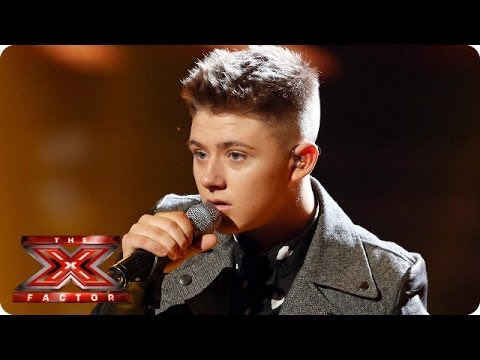 live - Can Nicky make the 'whole world stop and stare for a while' with this Bruno Mars track? You chose it, now he performs it Download this track on iTunes: http://www.smarturl.it/d8pmy1 Visit...
