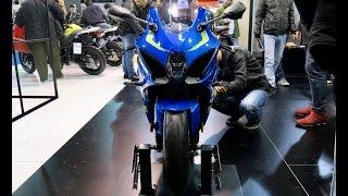 3. NEW 2018 Suzuki GSXR-1000