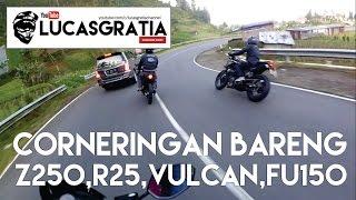 Tawangmangu Indonesia  City new picture : SATMORI bareng Kawasaki Vulcan,Versys650,Z250,R25 dkk ke Tawangmangu Indonesia