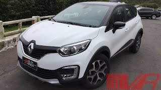 Video 2017 Renault Captur Intense; Exterior, Interior e Test Drive (Overview/Direção Comentada) MP3, 3GP, MP4, WEBM, AVI, FLV Oktober 2017
