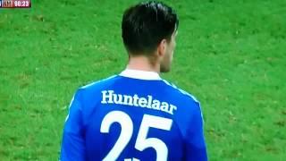 Klaas-Jan Huntelaars Traumtor gegen Real Madrid