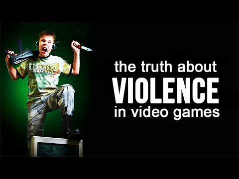 violence in media and video games should be restricted