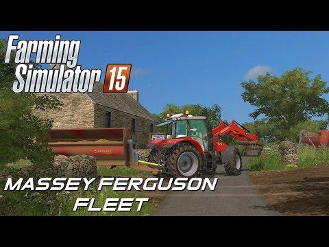 Massey Ferguson Fleet v1.0