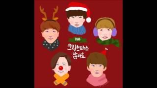 Download Lagu [Audio/Mp3] B1A4 – It's Christmas Time (크리스마스잖아요) Mp3