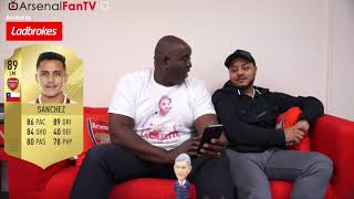 Video (Exclusive) Robbie & Troopz React To Arsenal's FIFA 18 Ratings! MP3, 3GP, MP4, WEBM, AVI, FLV November 2017