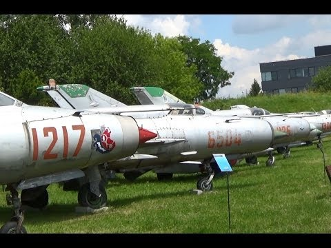 The Mikoyan-Gurevich MiG-21 is...