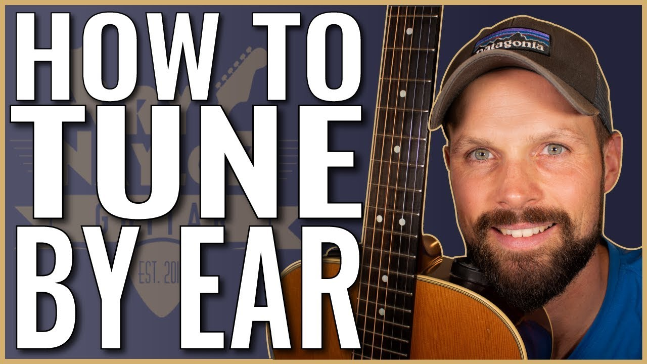 How to Tune a Guitar by Ear – Acoustic Guitar Lesson