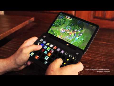 Razer Switchblade - Gameplay Footage