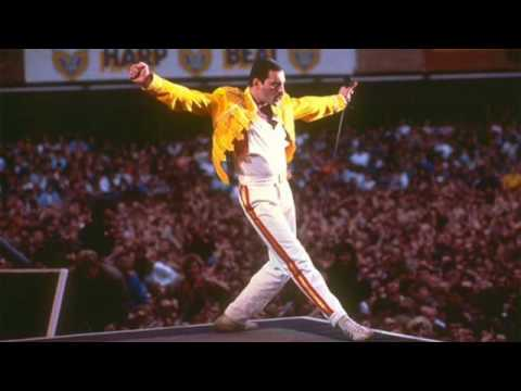 Freddie Mercury Love Me Like There's No Tomorrow