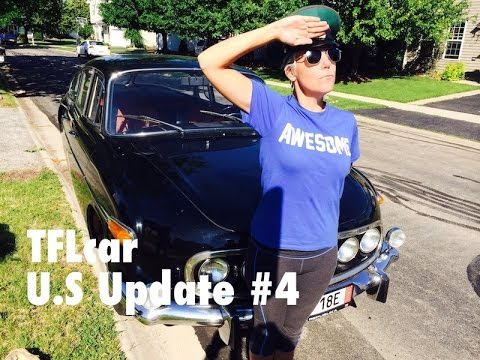 road trip - http://www.TFLcar.com ) On this episode of The Fast lane Car, the Tatra is Back in the U.S and already causing problems. Join us on this quick update to find out what happens. Check us out...