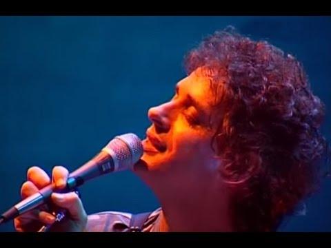 Gustavo Cerati video Hombre al agua - Gran Rex 1999