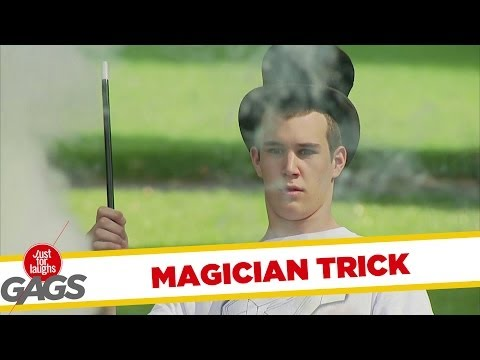 Instant Harry Potter Funny Trick! - Youtube