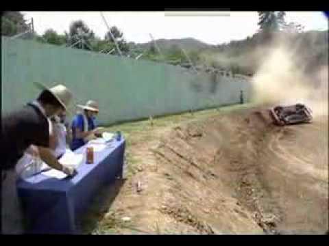 Amateur Japanese Drift Crash Scenes (part 1) (видео)