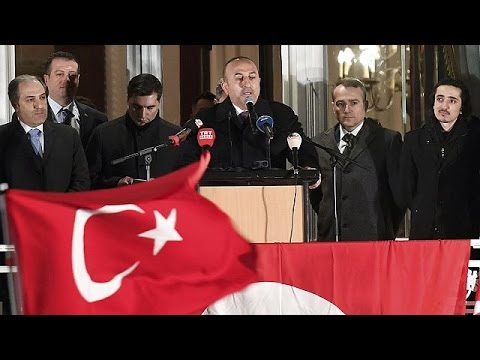 Κλιμακώνεται η ένταση μεταξύ Γερμανίας – Τουρκίας
