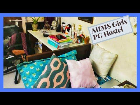 AIIMS Delhi PG Girls Hostel
