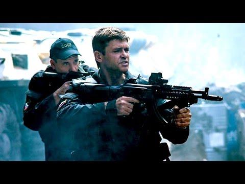 Отпуск по ранению (2016) - Боевик фильмы 2016 - Русские боевики фильмы (видео)
