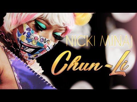 Nicki Minaj – Chun-Li | Lyrics