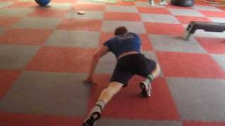 Advance Circuit training for Fitness and Strength