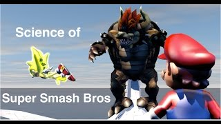 Science of Super Smash Bros