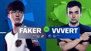 Video Faker vs. VVvert | 1v1 Tournament | 2017 All-Star Event MP3, 3GP, MP4, WEBM, AVI, FLV Juni 2018