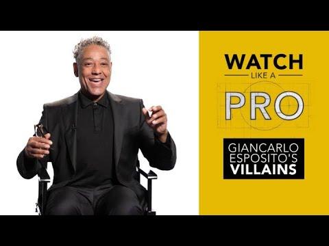 Watch Like a Pro: Giancarlo Esposito's Ultimate Villain Watchlist