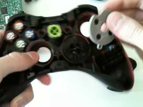 photo comment reparer une manette xbox 360