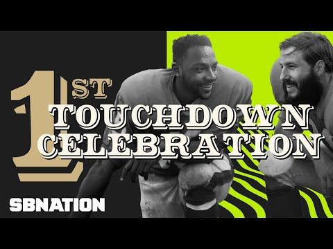 Video: The First Touchdown Celebration | 1st