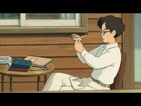 The Wind Rises (Trailer)