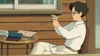 The Wind Rises Trailer