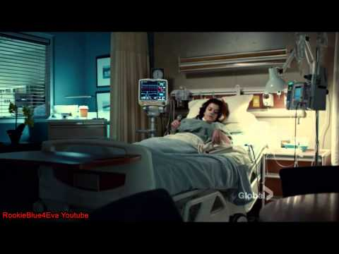 ~* Rookie Blue Season 5 Episode 1 - Chloe Hospital Scenes Part 2 *~