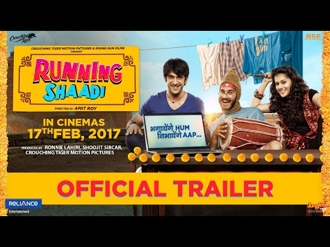 Running Shaadi Movie Picture