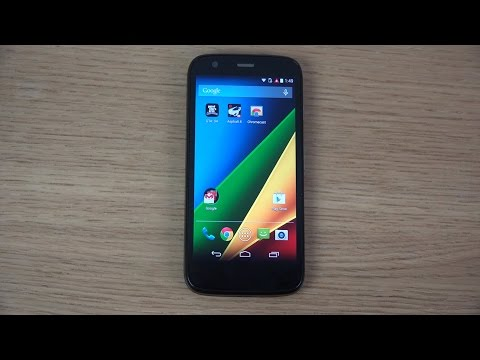 4G - New Motorola Moto G Android 4.4.4 KitKat Review Do you want your own special iOS / Android app review? http://goo.gl/BsDraL Or do you want your own tech product review? http://goo.gl/ANarGb...