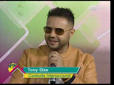 Tony Dize Cantante Internacional