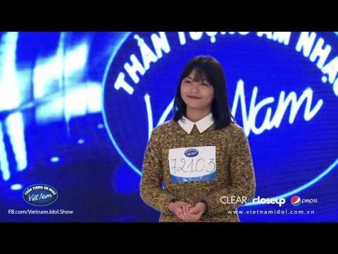 [Vietnam Idol 2015] Tập 4 - Bài 'Uống trà' của Nguyễn Hiền Mai