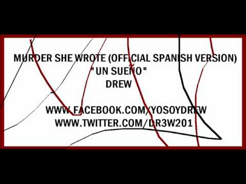 Video Murder She Wrote (OFFICIAL SPANISH VERSION BY DREW) download in MP3, 3GP, MP4, WEBM, AVI, FLV January 2017