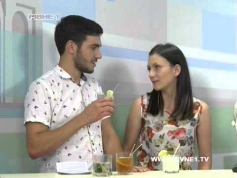 """4 рецепти безалкогольного мохіто у програмі """"Хелоу-шоу"""""""