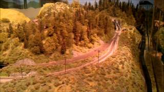 Tacoma (WA) United States  city photo : Washington State History Museum Model Railroad - Tacoma, WA(USA)