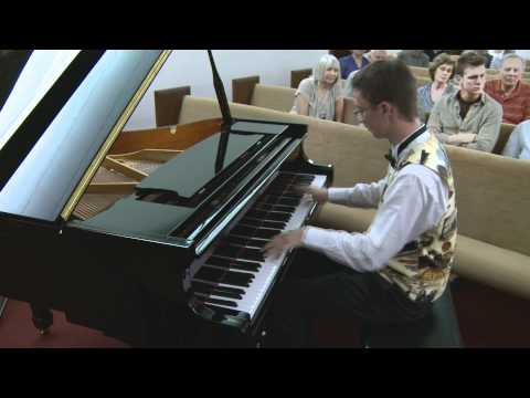 Kitten on the Keys - Adam Swanson & Frederick Hodges Duet- 2011 Central PA Ragtime Festival