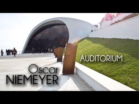 Arquitectura de Lujo: Oscar NIEMEYER Auditorium