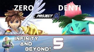 CT|ZeRo (Pit) vs CT|TLOC|Denti (Ivysaur) – Infinity and Beyond (TX Weekly Series)