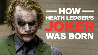 Video How Heath Ledger's Joker Was Born - IGN on CineFix MP3, 3GP, MP4, WEBM, AVI, FLV September 2018