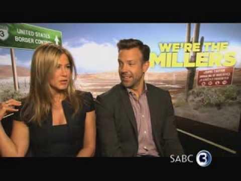 Bonang interviews Jennifer Aniston