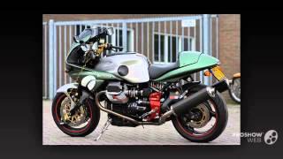 8. Moto Guzzi V11 Le Mans 2003