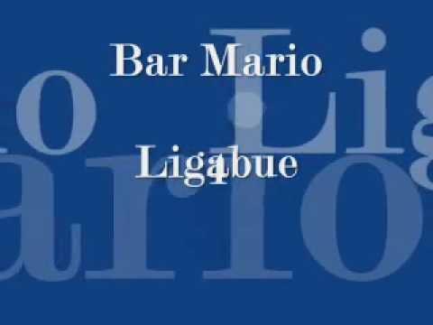 , title : 'Ligabue Luciano  -  Bar Mario (Video Karaoke)'