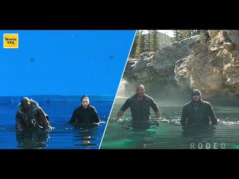 Jumanji: The Next Level - VFX Breakdown by Rodeo FX