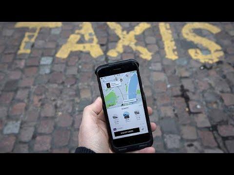 Εταιρεία μεταφορών η Uber σύμφωνα με το Ευρωπαϊκό Δικαστήριο