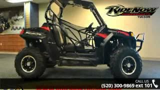 7. 2011 Polaris Ranger RZR 800 S Black Carbon Fiber LE  - Ri...