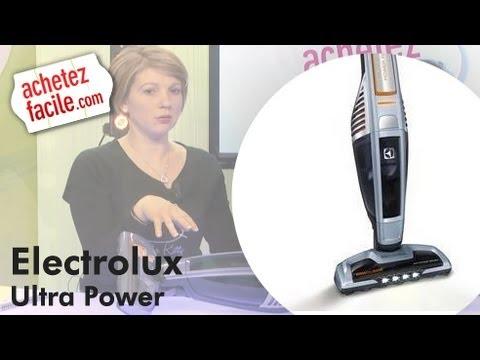 Test : UltraPower d'Electrolux